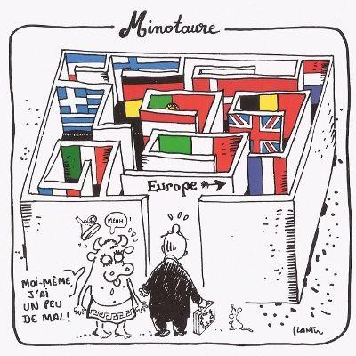 3e. L'Union Européenne: quelques jeux pour réviser les repères