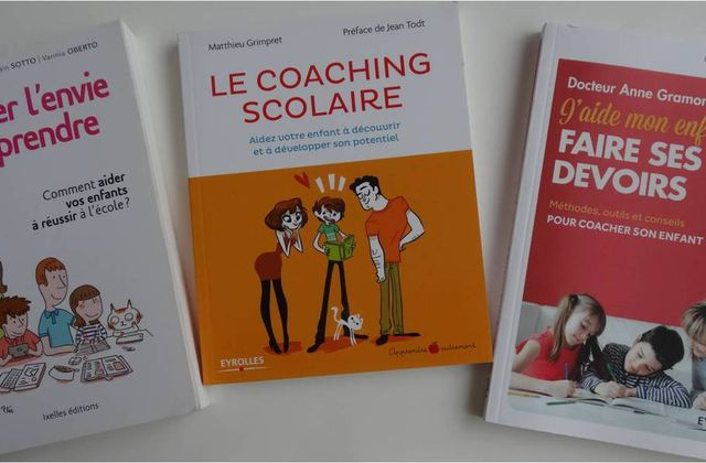 Enfants, parents et devoirs : coaching et motivation !