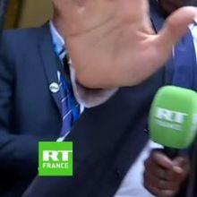 Une journaliste de RT France refoulée du QG de Renaissance