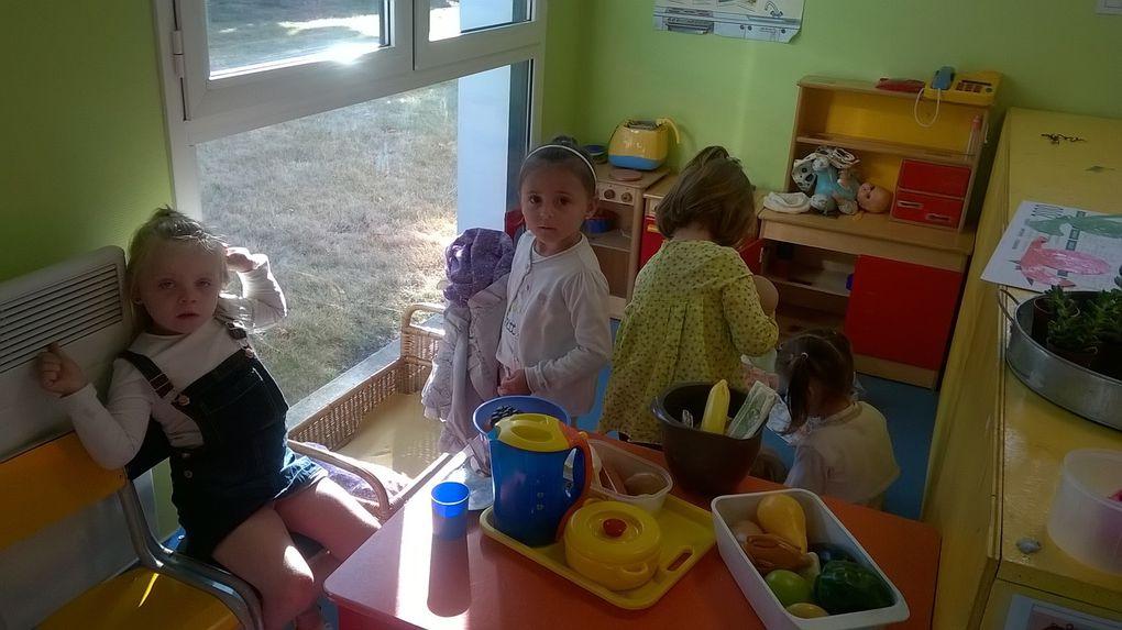 La rentrée en maternelle