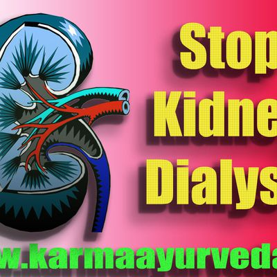 Is there any alternative for dialysis of kidney in Ayurveda?