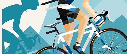 Le Tour de France Montagnes