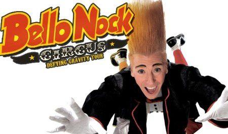 Bello Nock, le clown casse-cou de l'extrême