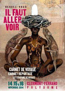 The show-case must go on: Au dedans des Volcans par M.