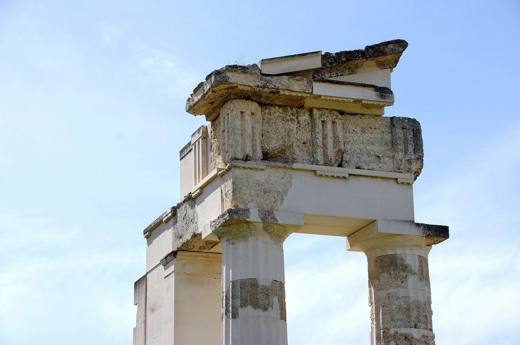 Le site grec d'Epidaure