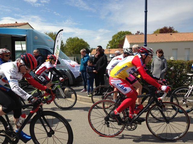 Et aussi ce WE ....La Cyclosportive à la Boissière des Landes