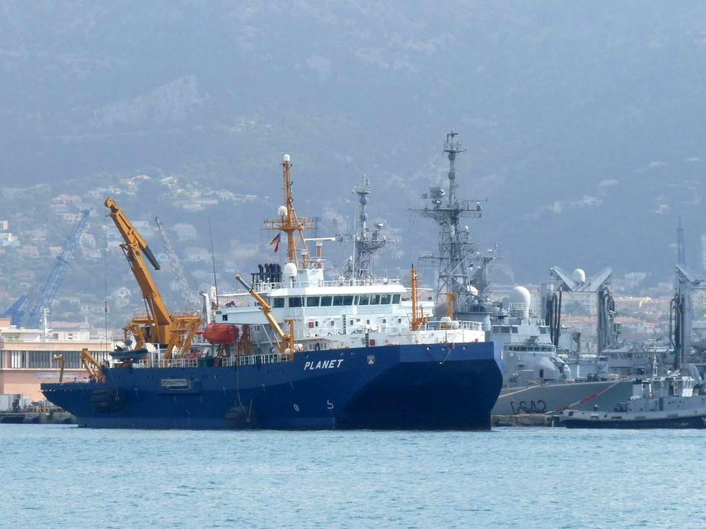 PLANET , Navire de recherche océanographique allemand