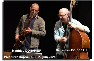 Week-end de respiration (1/3) : Concert Jazz
