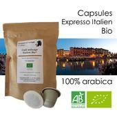 Capsules expresso Italien Parenthese Café - Vente a domicile
