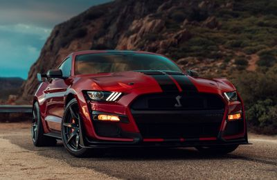 Ford Mustang Shelby GT500 : À vos souhaits !