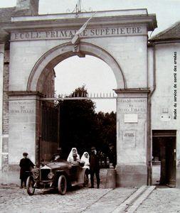 ORNE - Hôpitaux militaires (1914-1918)