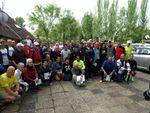EMU Six Days & 48h Race - 6 giorni del Lago Balaton 2015. Dopo le prime 48 ore, in testa alla lo statunitense Joe Fejes e la nipponica Sumie Inagaki