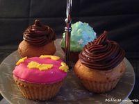 Mes  indispensables pour la décoration des cupcakes
