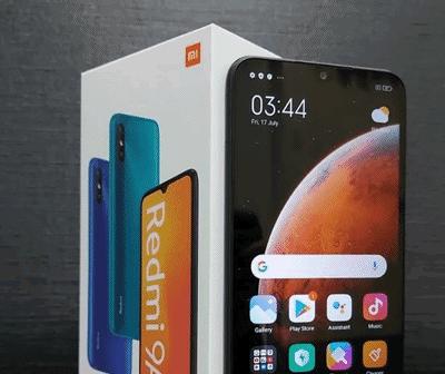 Le Xiaomi Redmi 9A lancé dans une nouvelle version avec 4 Go de RAM et 128 Go de mémoire interne