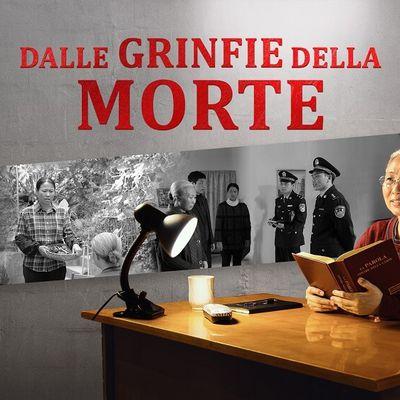 """Film cristiano completo in italiano - """"Dalle grinfie della morte"""" Dio mi ha dato la seconda vita"""