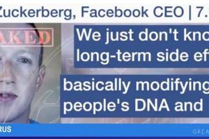 #Faucigate = From: Mark #Zuckerberg  March 15, 2020  Ce n'est pas encore public, mais nous construisons un centre d'information sur le #coronavirus que nous allons placer en haut de #Facebook pour tout le monde (200+ millions d'Américains, 2,5 milliards de personnes dans le monde)