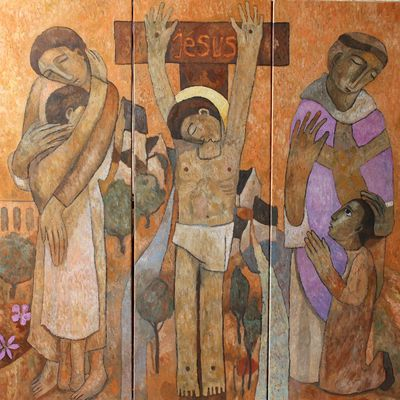 Père, glorifie ton Fils (V)