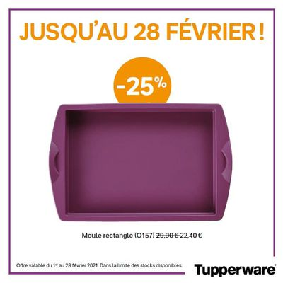 Le moule rectangle - Best à -25%