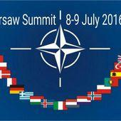 Sommet de l'OTAN à Varsovie (8 et 9 juillet 2016)