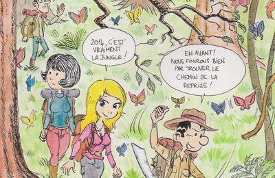 2014 en couleurs avec Luc Lemploy