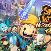 SNACK WORLD: MORDUS DE DONJONS - GOLD