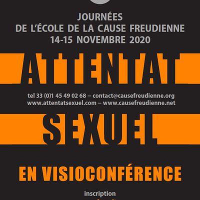 ECF - J 50 - EN VISIOCONFERENCE - 14 et 15 Novembre -