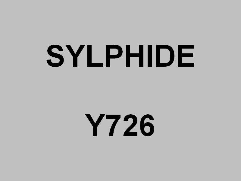 SYLPHIDE  Y726 ,  vedette de liaison (VLI) en petite rade de Toulon le 09 avril 2018
