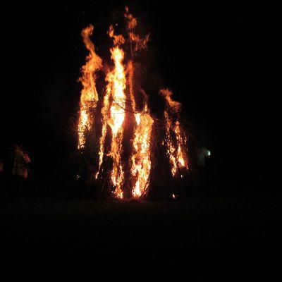 Les feux figots chassent l'hiver