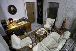 Un musée à Berlin a reconstitué le bunker d'Hitler