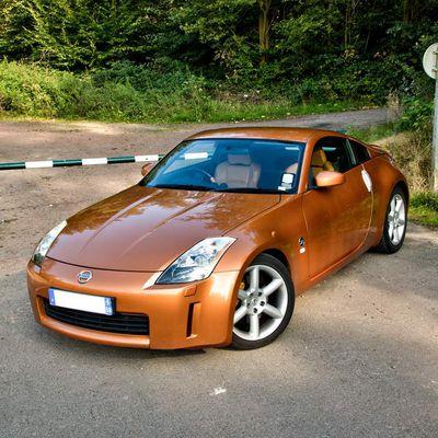 [Members' Cars] Nissan 350Z GT UK SPEC