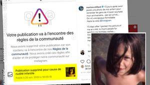 Marion Cotillard et Guillaume Canet mécontents d'avoir été censurés d'Instagram ! #Instagram