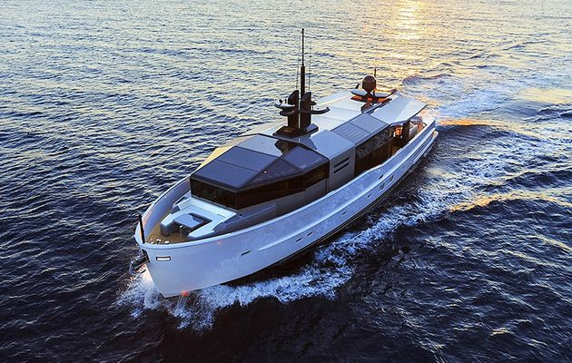 Arcadia Yachts launches handpicked interior solutions by high-end Italian designer brands