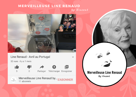 VIDEOS: Line Renaud - Avril au Portugal