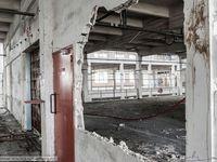 Reportages d'architecture et artistiques dans des friches industrielles