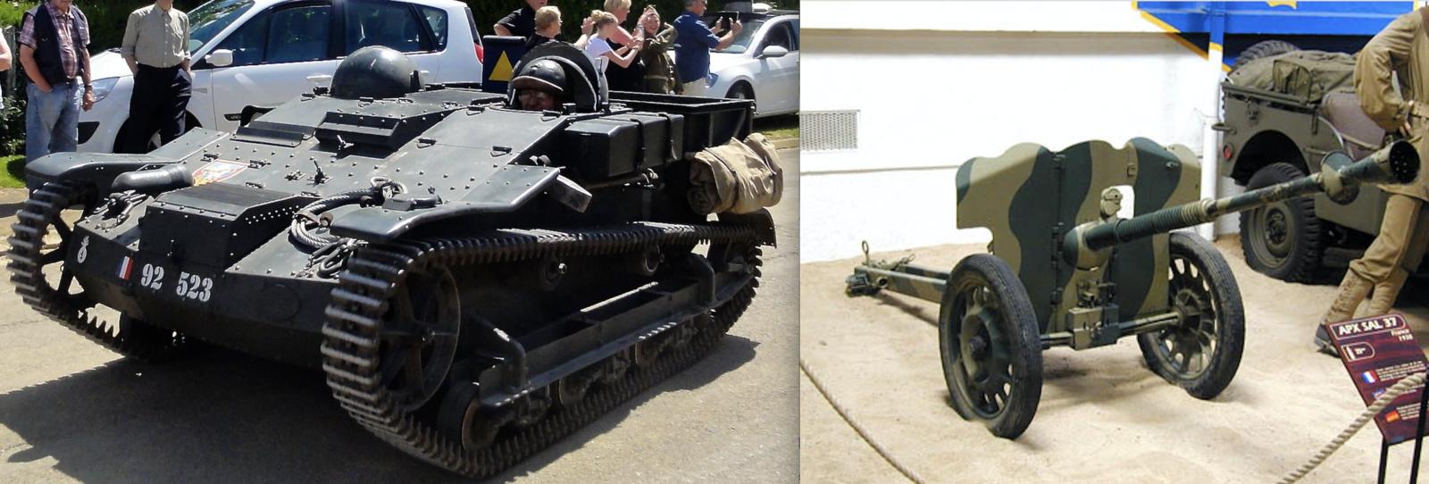 25mm & Renault UE