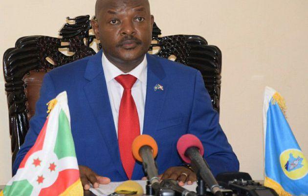 Ijambo Nyenicubahiro Umukuru w'Igihugu ashikirije abarundi n'ababa mu Burundi twibuka imyaka 57 irangiye Uburundi buronse intahe yo kwikukira
