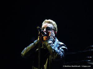 U2 -Belfast  Irlande du Nord 18/11/2015 SSE Arena (1)