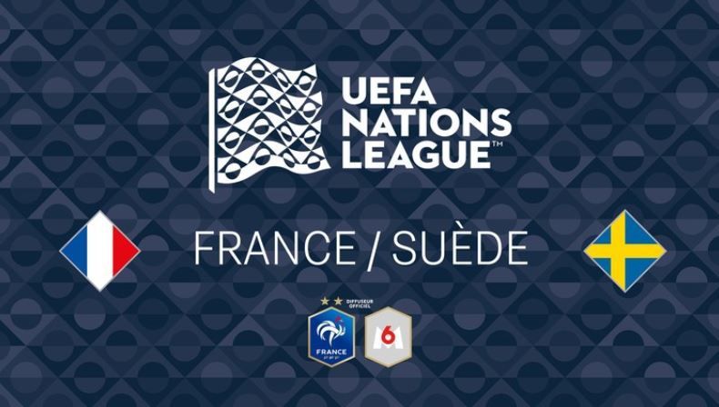 France Suede League Des Nations En Direct Mardi Sur M6
