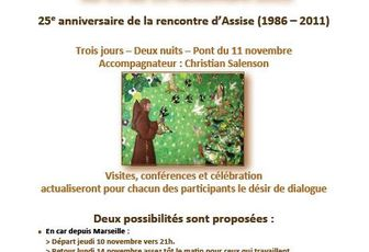 VOYAGE A ASSISE