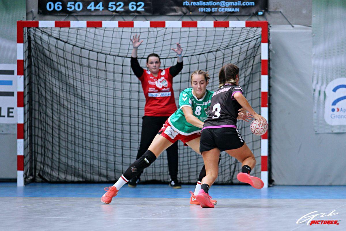 VEC HB I Prépa U17F I Rosières/Saint-Julien vs Villiers EC Handball (29.08.2021)