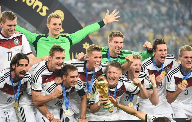 Audiences : 13.6 millions de téléspectateurs pour la finale de la Coupe du Monde 2014