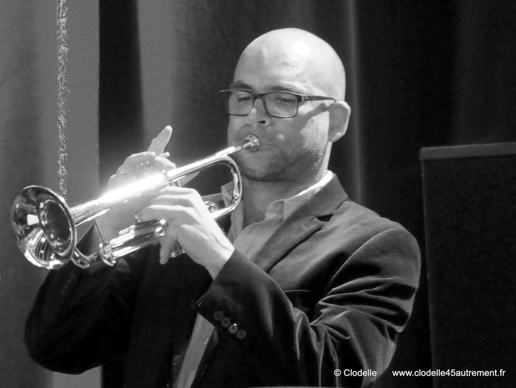 ENEZ remporte le TREMPLIN JAZZ OR JAZZ #2 d' ORLEANS devant Omer Jazz et Open Jazz trio