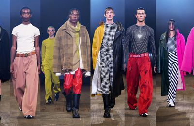 MARNI FALL 2020 MENSWEAR COLLECTION AT MFW