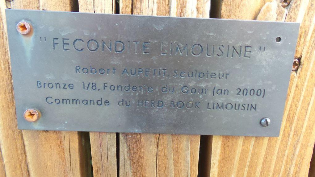 ANNE ALASSANE -  RESTAURANT LE LANAUD PRES DE LIMOGES