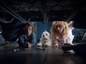 [Repoussé, il devient plus fort] Mister Babadook  (The Babadook)
