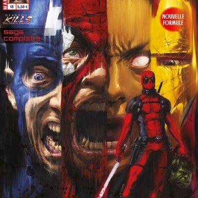 Review : Marvel Saga 18