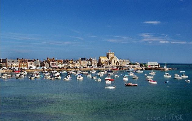 Une semaine sur le port de Barfleur : Le plein de photos !