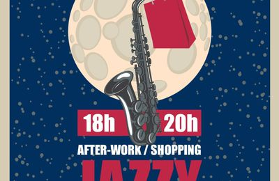 AFTER WORK JAZZY vendredi 8 décembre