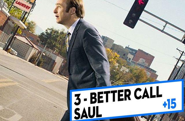 [CLASSEMENT] - 3 - Better Call Saul (Saison 2)