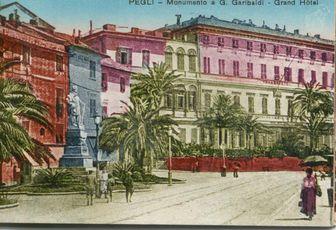 Dalle ville di Pegli al Porto Antico di Genova
